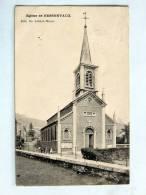 Carte Postale Ancienne : Eglise De NESSONVAUX , Animé - Trooz