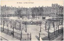 75. PARIS. La Place Des Vosges. 99 - Francia