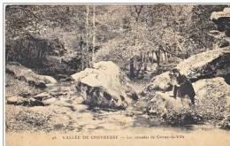 78. VALLEE DE CHEVREUSE. Les Cascades De Cernay-la-Ville. 98 - Cernay-la-Ville