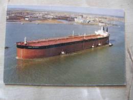 44 Saint-Nazaire  - Pierre Guillaumat 1977 Un Des Quatre Super Petrolier   -schiff  - Ship    D78653 - Schiffe