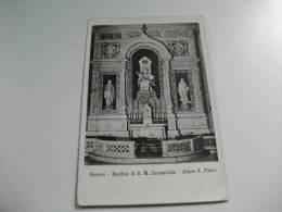Genova Chiesa Di S.M.Immacolata Altare S.pietro - Eglises Et Couvents
