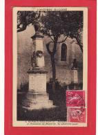 SAINT-PAUL-DES-FONTS (12) / MONUMENTS / Monument Aux Morts Et Monument Du Botaniste Le Chanoine Coste - Francia