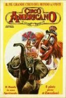 Circo Circus Errani Elefante Cirque Clown Carte Postale Artistes Trapèze Tigre Cavallo - Circus