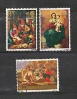 UK 1967 Used Stamp(s) Christmas Nrs. 474-476 - 1952-.... (Elizabeth II)