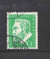 GERMANY 1955 Used Stamp(s) Oskar Von Miller Nr. 209 - Used Stamps