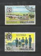 SWAZILAND 1977 MNH Stamp(s) Police School 269=272  2 Stamps Only Thus Not Complete - Swaziland (1968-...)