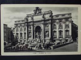 ROMA Fontana Di Trevi - Formato Piccolo Non Viaggiata - Fontana Di Trevi