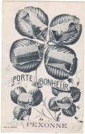 PORTE  BONHEUR  De  PEXONNE - France