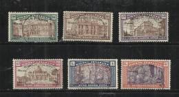 SOMALIA 1925 HOLY YEAR ANNO SANTO SERIE COMPLETA USED - Tripolitania