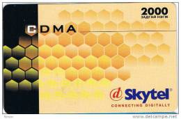 Mongolia,  Mo-sky-08,  Honeycomb, 2 Scans.