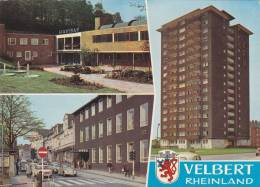 Cp , ALLEMAGNE , VELBERT , Multi-Vues - Velbert