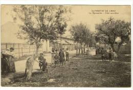 Carte Postale Ancienne Saint Martin De Crau - La Dynamite. Cités Ouvrière - Autres Communes