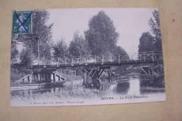 Boves,le Pont Prussien - Boves