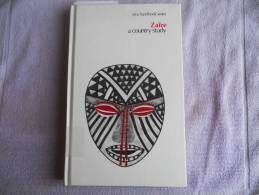 Zaïre, A Country Study (1987) American University - Histoire