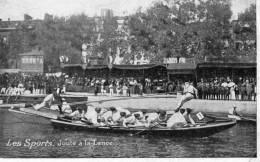 THEMES - LES SPORTS - Joute à La Lance - Postkaarten
