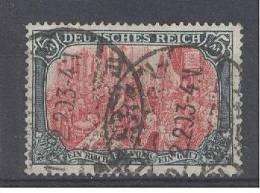 REICH -  Mi Nr 97 A II (A II Geprüft) - Gest./obl. - Cote 130,00 € - Oblitérés