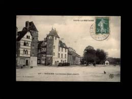 22 - TREGUIER - Les Anciens Quais Plantés - 1150 - Tréguier
