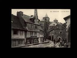 22 - TREGUIER - La Rue Renan - 176 - Cantonnier - Tréguier