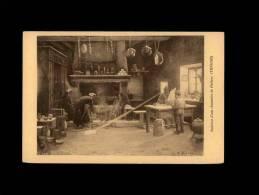 22 - TREGUIER - Intérieur D´une Chaumière De Pêcheur (Trégor) - Tréguier