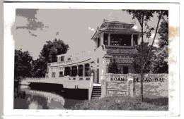 CARTE POSTALE - INDOCHINE - TONKIN ? - HANOI ? - HOANG DE BAO DAI - RESIDENCE EMPEREUR - Viêt-Nam