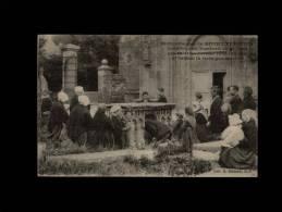 22 - TREGUIER - Pardon De Minihy-Tréguier - Dévotion Au Tombeau De St-Yves - 2902 - Tréguier