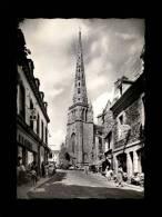 22 - TREGUIER - Rue Saint-André Et La Basilique - 22.362.08 - L'économique - Tréguier