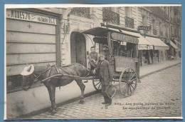 75 - PARIS - Les Petits Métier - J. H. -- N° 902 - Le Rempailleur De Chaise - Petits Métiers à Paris