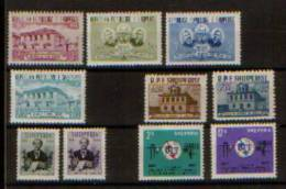 ALBANIA  1956,1960,1964,1965 MNH ** - Albanien