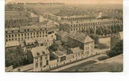 """Ancienne Cp """"Arlon, Panorama, Vue Prise De St-Donat """"  Avec Valeur Et Cachet 1932 - Arlon"""