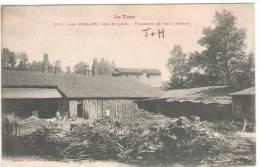 81 TARN LES AVALATS Près De St-Juéry, Fonderie De Vieux Métaux - Villefranche D'Albigeois