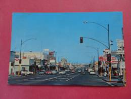 Barstow  Ca   1961 Cancel Classic Autos  Stamp Off Card Early Chrome      ===== =====ref 673 - Unclassified