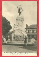 CPA N°1815 / TUNIS - MONUMENT PHILIPPE THOMAS - INVENTEUR DES PHOSPHATES DE L´ AFRIQUE DU NORD - Tunisie