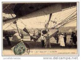 "LE "" JAUNE II"" - LA NACELLE - Zeppeline"