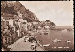 1952 CAPRI MARINA GRANDE FG V 2 SCAN - Napoli