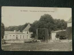 17 Virson - Vue Exterieure Du Vieux Chateau De La Grange - Autres Communes