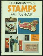 """""""The Guinness Book Of Stamps""""  By  James Mackay. - Stamps"""