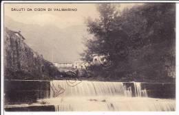 Veneto Treviso Saluti Da Cison Di Valmarino - Treviso