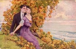 ERCOLRO - Charme - Couple   (47687) - Altre Illustrazioni