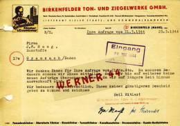 Birkenfeld V. 1944 Ton & Ziegelwerke (34226) - Deutschland
