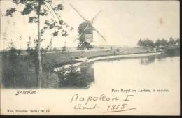 Cpa Bruxelles  Laeken   Moulin - Unclassified