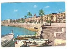 C1571 Messina - Lungomare - Barche Ships Bateaux / Viaggiata - Messina