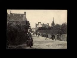 22 - TREMEL - Entrée Du Bourg - 418 - France
