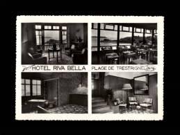 22 - TRESTIGNEL - Hôtel RIVA-BELLA - Plage De Trestignel - Multi Vues - Commune De Perros-Guirec - Perros-Guirec