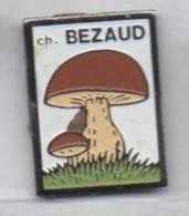Champignon Cépe , Ch. Bezaud - Lebensmittel