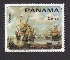 Panama, Scott #485D, Mint Hinged, Van De Velde, Issued 1968 - Panama