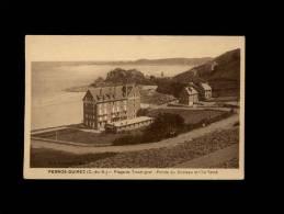 22 - TRESTIGNEL - Plage De Trestignel - Pointe Du Château Et L'Ile Thomé - Commune De Perros-Guirec - Perros-Guirec