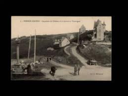 22 - TRESTIGNEL - La Pointe Du Château Et Le Calvaire - 5 - Commune De Perros-Guirec - Perros-Guirec