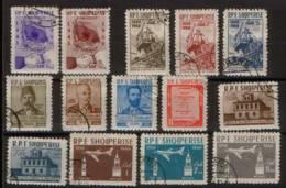 ALBANIA 1960,1961 USED - Albania