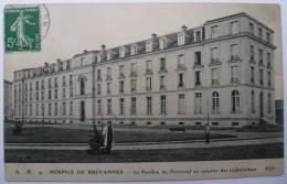 94 : Hospice De Brévannes -  Le Pavillon Du Personnel Au Quartier Des Tuberculeux - Animée - Limeil Brevannes