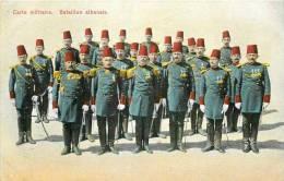 : Réf : L-12-0733  : Bataillon Albanais - Albanie